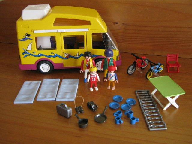 Camping car playmobil 3945 tbe 20 euros vendu playmo - Camping car playmobil pas cher ...