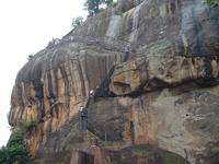 Sri Lanka - Mont Sigirya