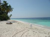 Maldives - Filitheyo plage