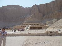 Egypte - Temple d'hatchepsout