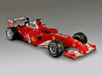 "Ferrari F1 2004 - ""The"" Car"