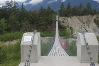 Pont suspendu de Susten