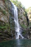 Chute d'eau près de Sonogno