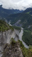 Grand Canyon suisse (Gorges du Rhin)