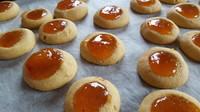 Biscuits beurre de cacahuètes/confiture
