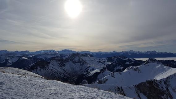 Sommets Franco-suisses