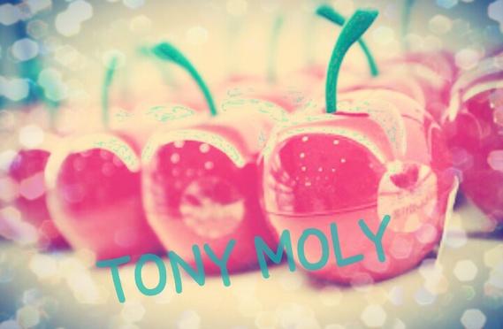 Cherry lips - TONY MOLY