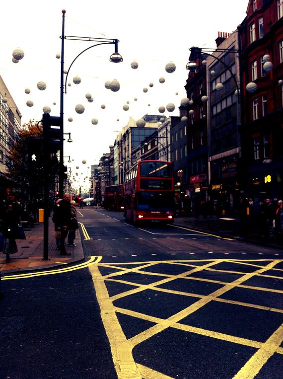 London - Oxford Street