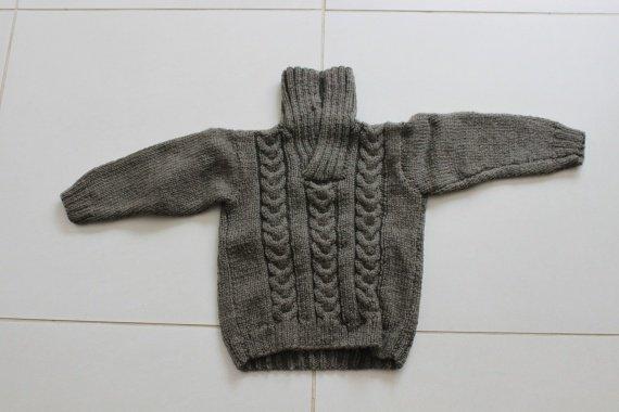 La mode pull en tricot photo