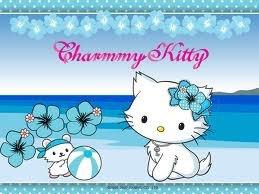Hello Kitty gif fashion .
