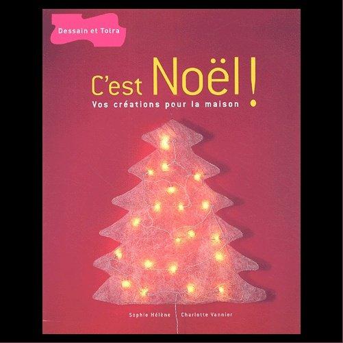livre creations pour noel