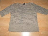 pull chiné taille 46