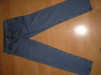 pantalon T40 jean bleu
