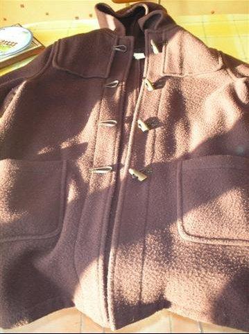 duffle coat taille 50 la redoute