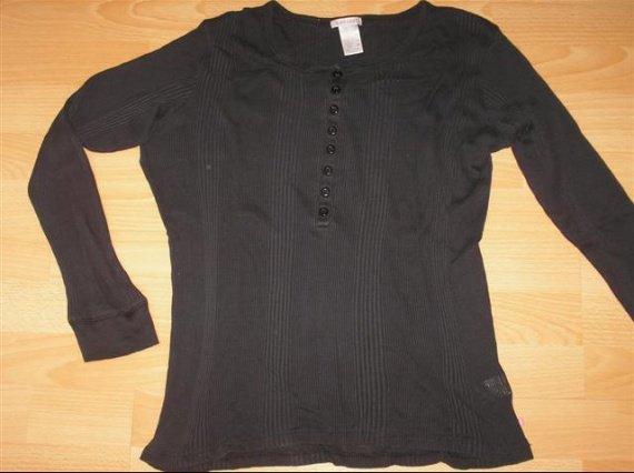 tshirt boutonné 46/48 soft grey
