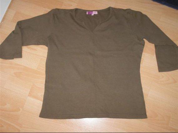 tshirt manches 3/4 T4