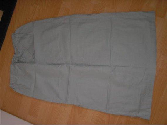 jupe gris bleu la redoute T46