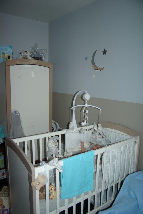 Chambre Bebe Panpan ~ Idu00e9es de Du00e9coration et de Mobilier ...