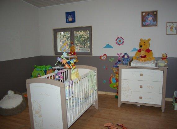 Chambre Complete Bebe Winnie Lourson ~ Idées de Design Maison et ...
