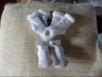 Petites chaussettes (Maria)