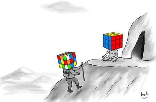 Cube imparfait cherche Cube parfait