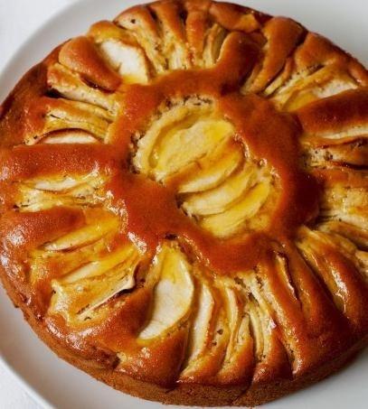 gâteau aux pommes (2)