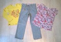 cie des petits 6 ans 10 euros (une tache au jean)