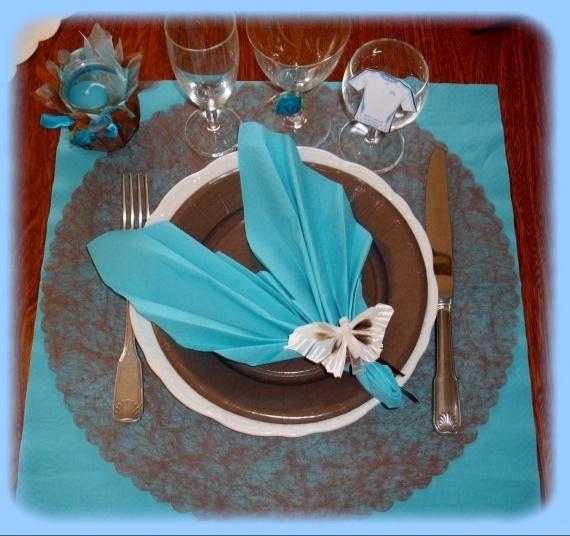 Pliage Serviette de Table Pour Paques