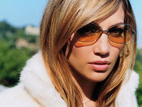 Photo de couleur de cheveux marron clair
