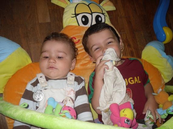 Evan et Noah