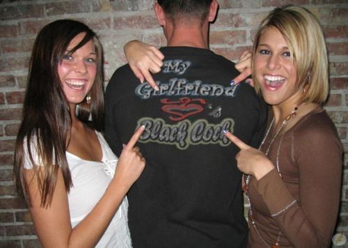 Girlfriend Loves Black Cock