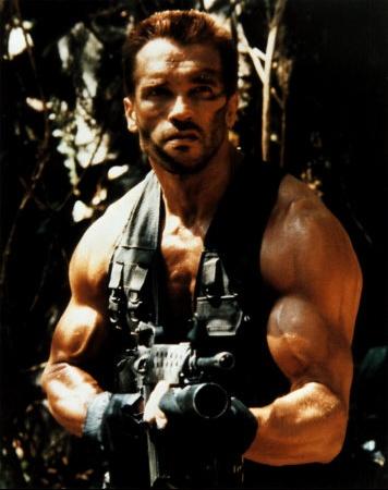 10104031A~Arnold-Schwarzenegger-Predator-Posters