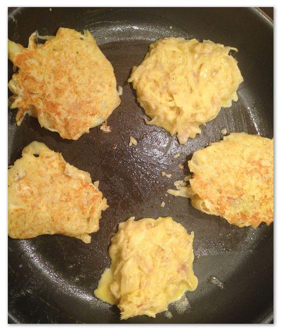 Galettes de pommes de terre / On mange quoi ce soir ©