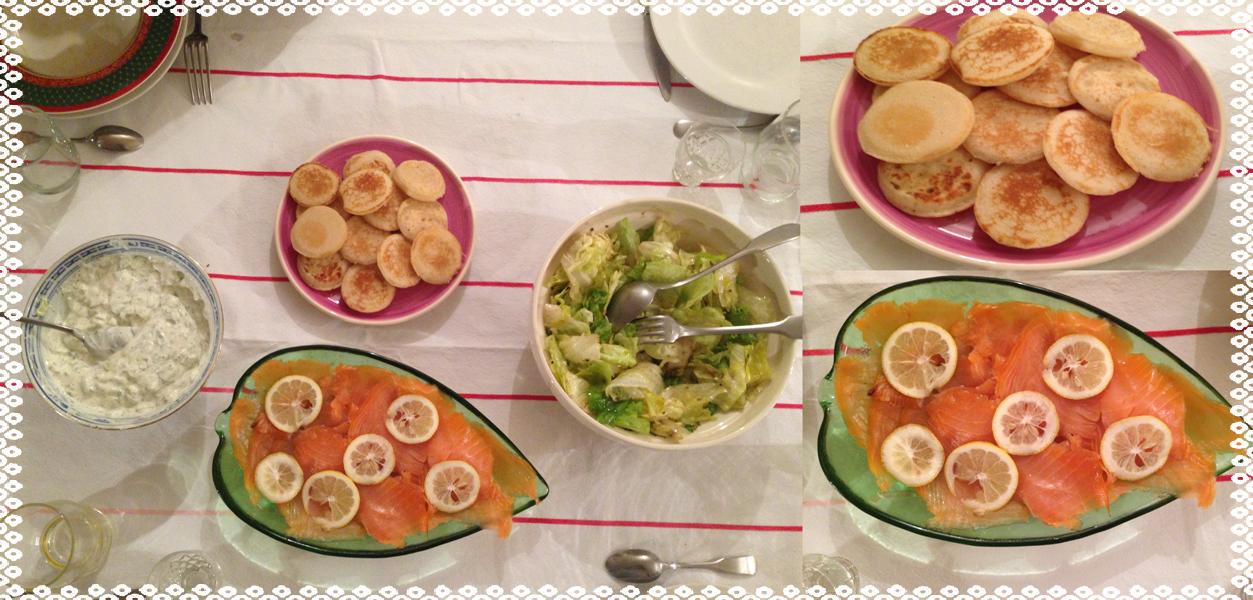 Dîner suédois / On mange quoi ce soir ©