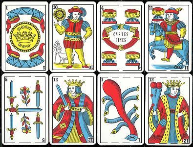 Carte Espagnole Jeu.Tirage Avec Cartes Espagnoles Voyance Et Divination