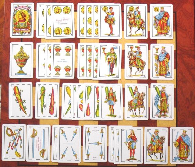 Comment tirer les cartes de baraja espagnole - Voyance et divination ... 4b14bb60f7d2