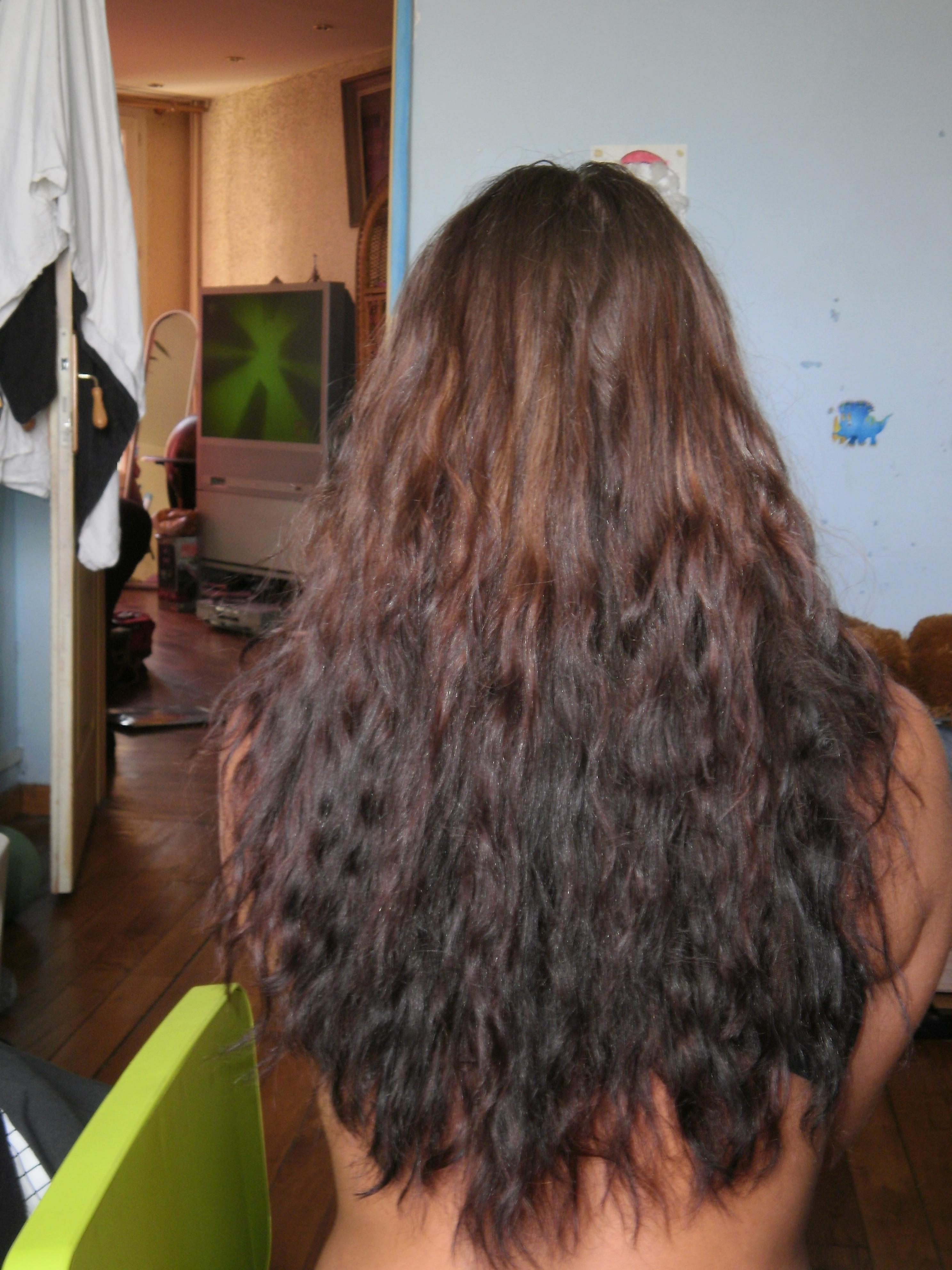 Jus de noni et pousse des cheveux
