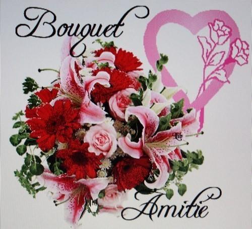 bouquet amitié