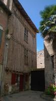 vieille maison de CLAIRAC
