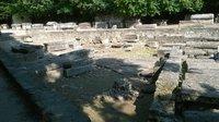 tombeaux chrétiens site Alyscamps