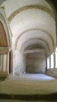 intérieur abbaye de montmajour