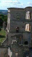 le monastère st maur  attenant à l'abbaye