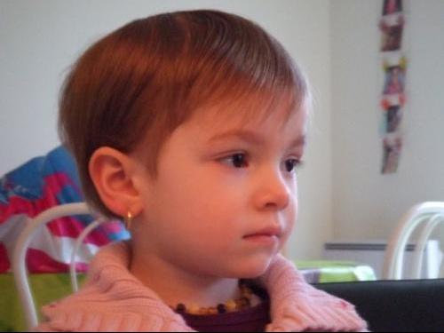 Couper les cheveux de bebe pour qu'ils poussent