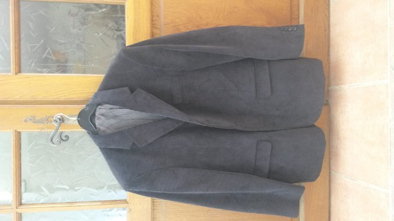 Veste gris anthracite taille 54C