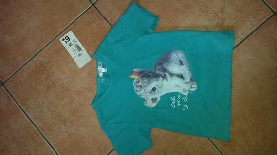 T-Shirt Kiabi 18 Mois Neuf