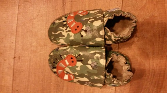 Chaussons Robeez 18-24 mois