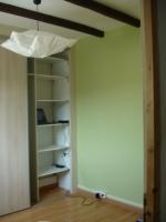 29/3/2012: notre nouvelle chambre est terminée!!!!