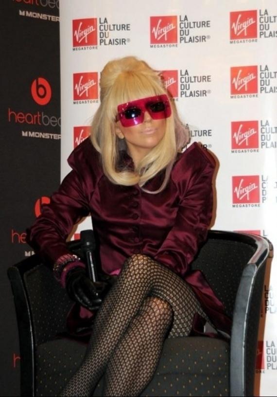 Lady GaGa le 09/09/09