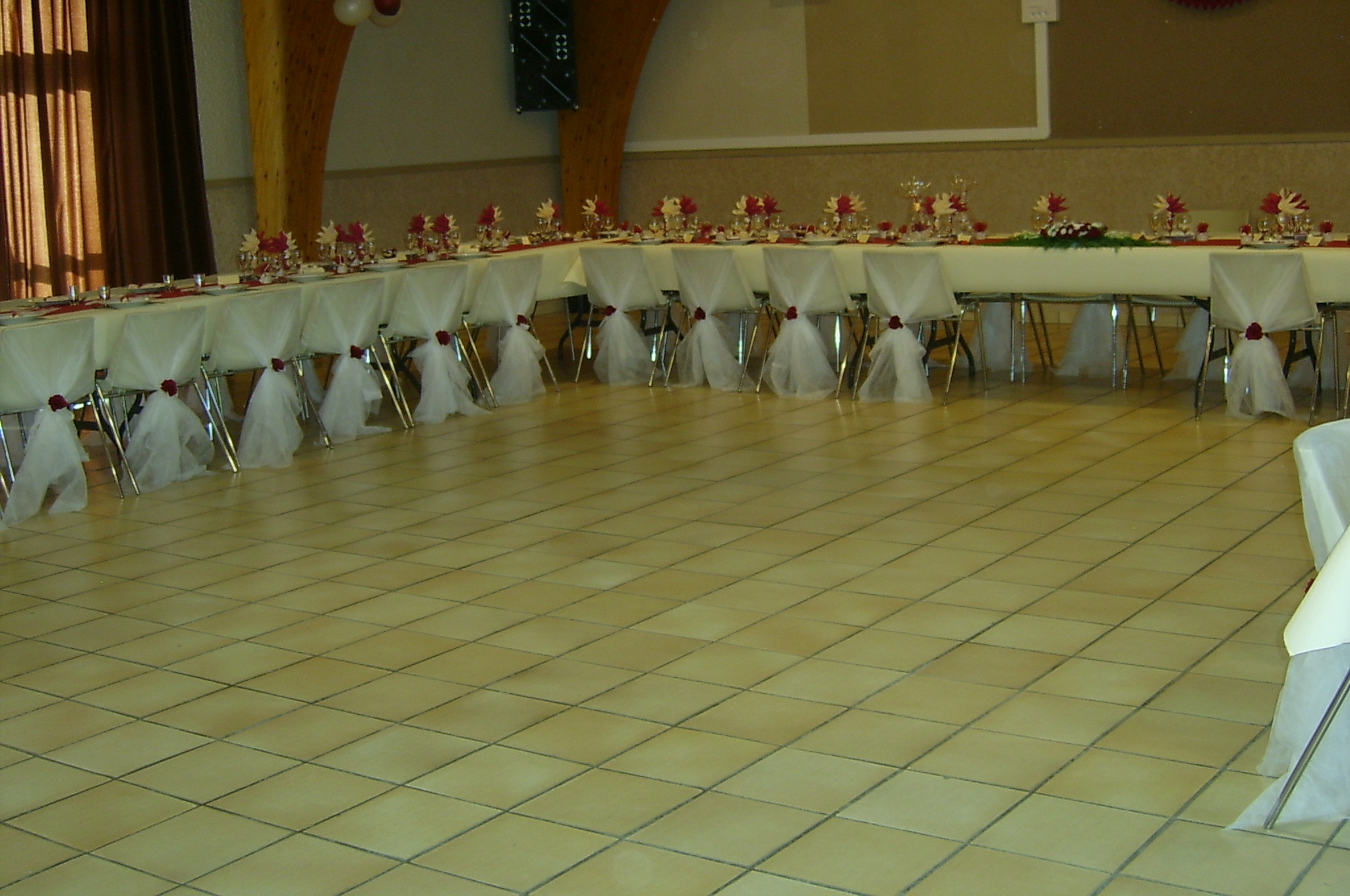 limage en grand - Voile D Hivernage Mariage