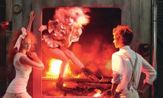 Lady-Gaga-dans-Vogue